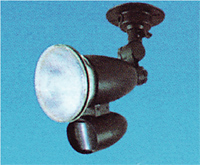 センサー付きライト